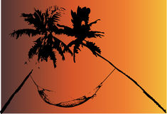 Hammock Royalty Free Stock Image