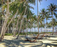 hammocks Foto de Stock Royalty Free