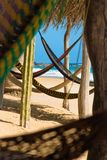 Hammocks Royalty Free Stock Images