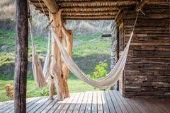 hammocks imagem de stock