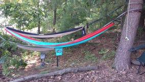 hammocks Fotografia Stock Libera da Diritti