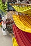 Hammocks in Ecuador Royalty Free Stock Image