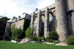 城堡hammond 库存照片