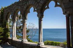 Hammond castle Royalty Free Stock Image