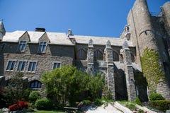 Hammond castle. On the coast of Gloucester, Massachusetts Stock Photo