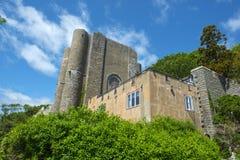 Hammond Castle en Gloucester, Massachusetts imágenes de archivo libres de regalías