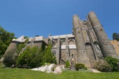 Hammond Castle en Gloucester, Massachusetts imagen de archivo