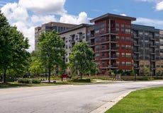 Hammond Drive Apartments Photo libre de droits