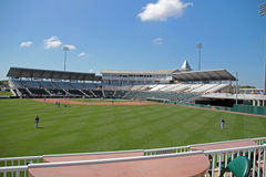 Hammond Stadium. A view of the seating area in Hammond Stadium in Fort Myers, Florida Stock Photography