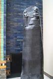 Hammurabi codex Berlin Fotografia Royalty Free
