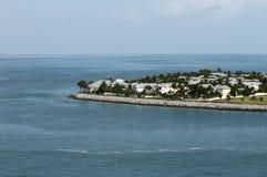 hamn Key West Arkivfoton