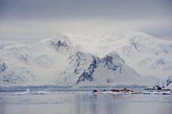 hamnparadis Arkivfoto