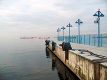hamnplats Royaltyfri Fotografi