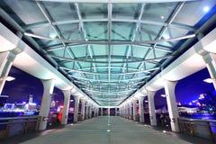 hamnplats royaltyfria bilder