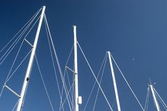 hamnships Royaltyfria Foton
