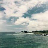 Hamoastrand, Maui, Hawaï, de V.S. stock afbeeldingen