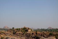 Hampi, Ινδία στοκ φωτογραφία με δικαίωμα ελεύθερης χρήσης
