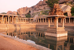 Hampi Royalty-vrije Stock Fotografie