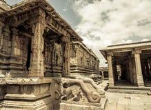 Free Hampi Hindu Temple Stock Image - 60639541
