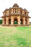 Hampi. Historical Place Lotus Mahal, in Hampi,Karnataka,India royalty free stock image
