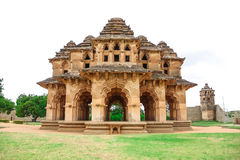 Hampi. Historical Place Lotus Mahal, in Hampi,Karnataka,India Royalty Free Stock Photos
