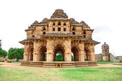 Hampi. Historical Place Lotus Mahal, in Hampi,Karnataka,India royalty free stock photos