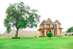 Hampi. Historical Place Lotus Mahal, in Hampi,Karnataka,India Stock Photography