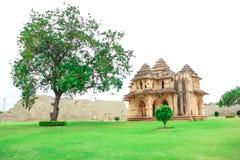 Hampi. Historical Place Lotus Mahal, in Hampi,Karnataka,India stock photography