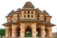 Hampi. Historical Place Lotus Mahal, in Hampi,Karnataka,India stock photos
