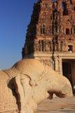 Hampi, Inde Photo stock