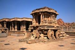 Hampi, India stock afbeelding