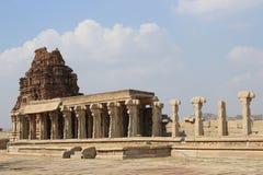 Hampi Ruins Royalty Free Stock Photo