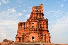 Hampi ruins india Royalty Free Stock Images