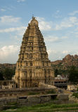 Hampi temples Royalty Free Stock Photos