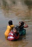 Hampi Utsav 2014 Images libres de droits