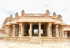 Hampi. Vijaya Vittala Temple Stock Photo