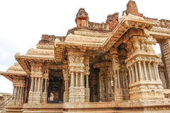 Hampi. Vijaya Vittala Temple Royalty Free Stock Photos