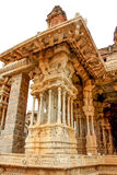 Hampi. Vijaya Vittala Temple Royalty Free Stock Photo