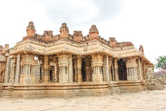 Hampi. Vijaya Vittala Temple Royalty Free Stock Photography