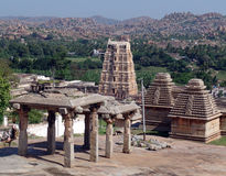 Hampi, Vijayanagar Royalty Free Stock Photography
