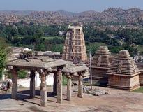 Hampi, Vijayanagar Fotografia Stock Libera da Diritti