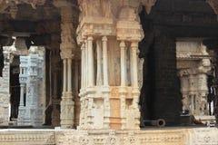 Hampi vittala temple Royalty Free Stock Photo