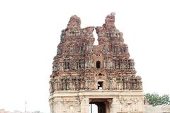 Hampi vittala temple Royalty Free Stock Images