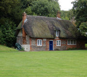 Hampshire cottage Stock Images