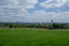 Hampstead荒地公园 免版税图库摄影