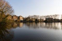 Hampstead nenhuma 1 lagoa Fotos de Stock