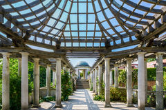 Hampstead Pergola and Hill Garden Royalty Free Stock Photo