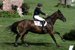 Hampton Classic Horse Show Royalty Free Stock Image