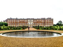 Hampton Court Fotografia de Stock