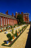 Hampton court Fotografia Royalty Free